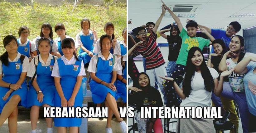 7 THINGS I LEARNED SWITCHING FROM A KEBANGSAAN TO AN INTERNATIONAL SCHOOL