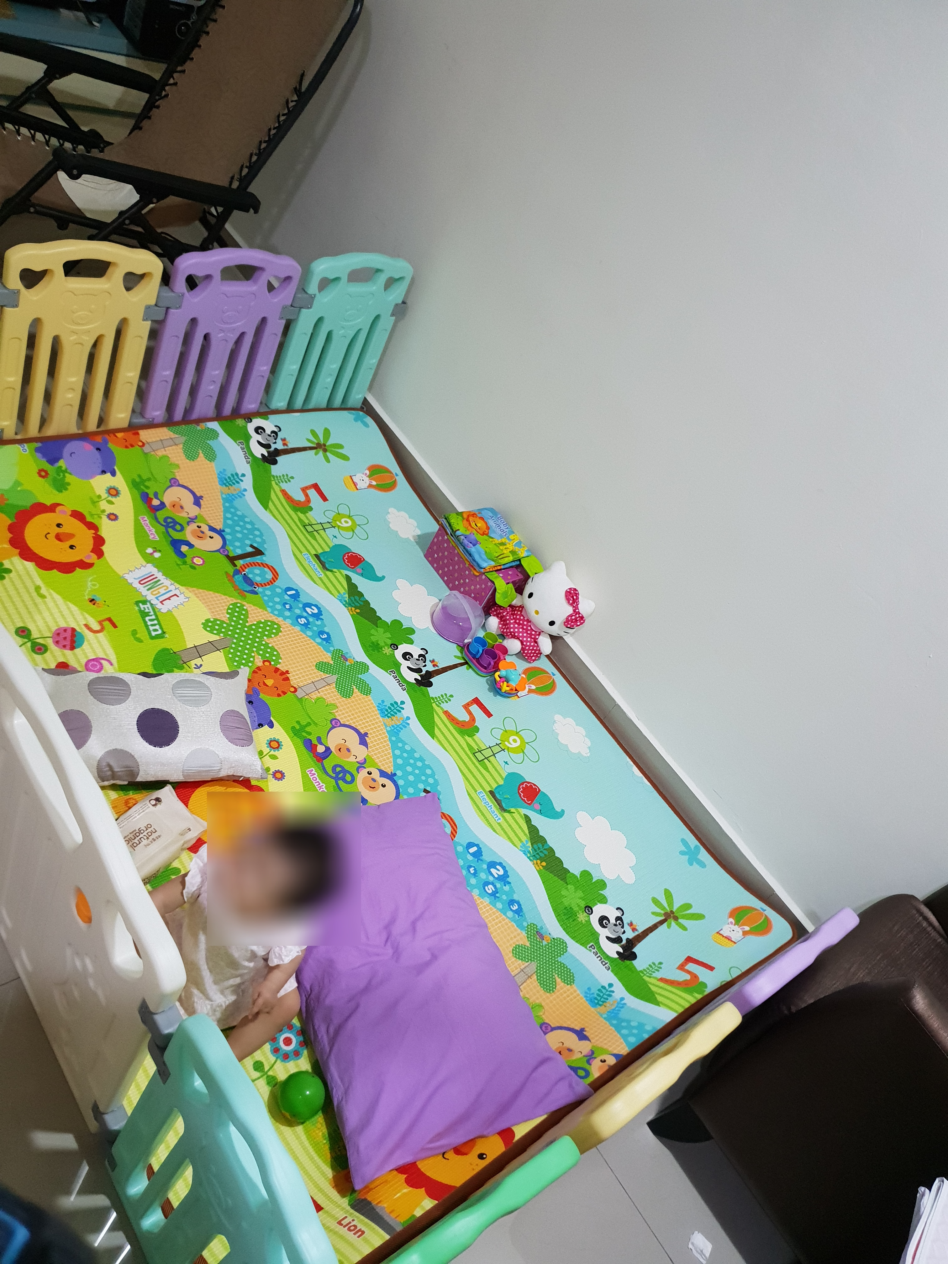 Coby Fence 8 2 3rb New Color Haus Butterfly I Bought Together With Parklon Mat And Both Give A Very Satisfactory Result To Me Now My Baby Is Happy Playing Inside Her Small Playground