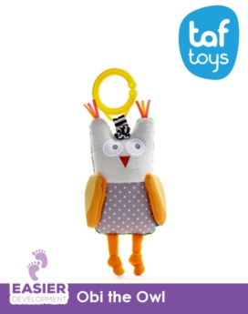 [Taf Toys] Obi the Owl
