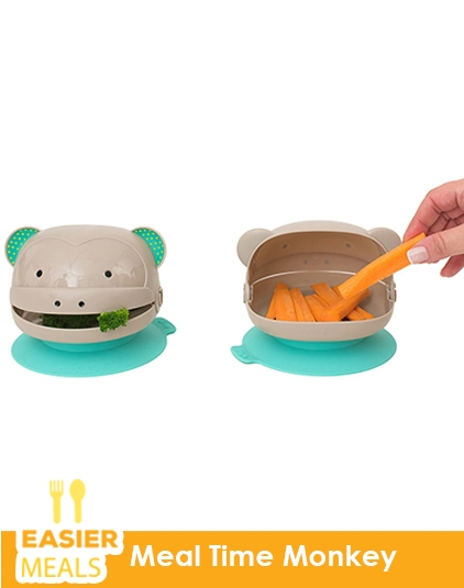 [Taf Toys] Meal Time Monkey
