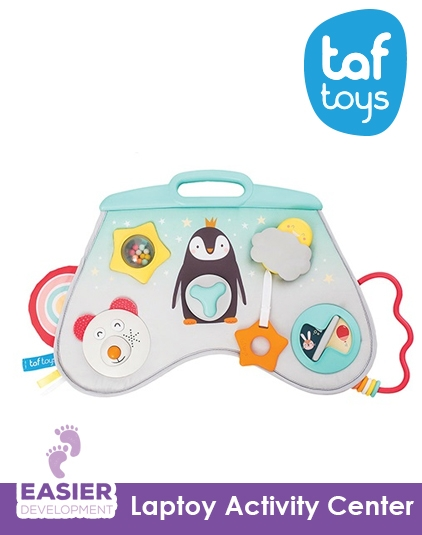 [Taf Toys] Laptoy Activity Center