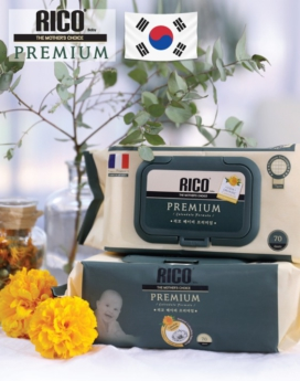 [RICO] Premium Wet Wipes - Premium