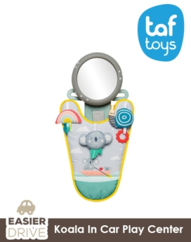 [Taf Toys] Koala In Car Play Center