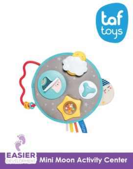 [Taf Toys] Mini Moon Activity Center