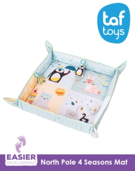 [Taf Toys] North Pole 4 Seasons Mat