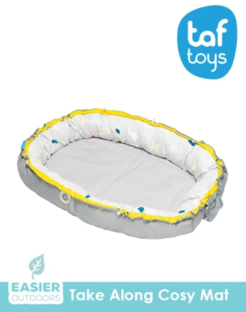 [Taf Toys] Take Along Cosy Mat
