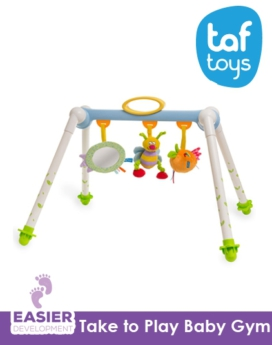 [Taf Toys] Take To Play Baby Gym