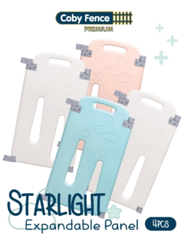 [COBY FENCE] Expandable Panel - Starlight