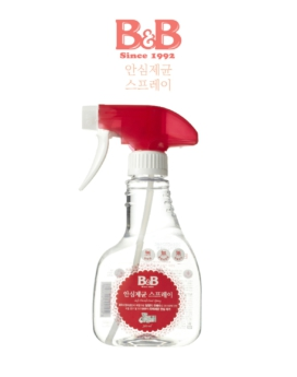 [B&B] Safe Disinfectant Spray 300ml Bottle