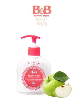 [B&B] Hand Wash for Baby and Children 250ml (Liquid Type)