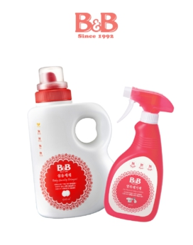 [B&B] Skin Protection Laundry Detergent + Stain Remover