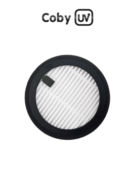 HEPA Filter for Coby UV STERILIZER 2.0 ( Replacement)
