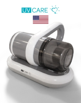 [UV CARE] Dual Power UV Vacuum
