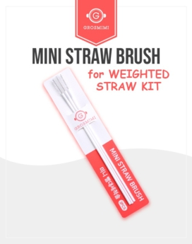 [Grosmimi] Mini Straw Brush
