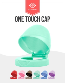 [Grosmimi] One-Touch Cap