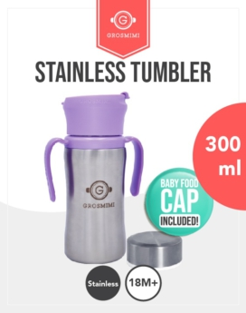 [Grosmimi] Stainless Tumbler 300ml