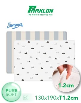 [PARKLON] Pure Soft Mat 130*190*1.2 - Blanco