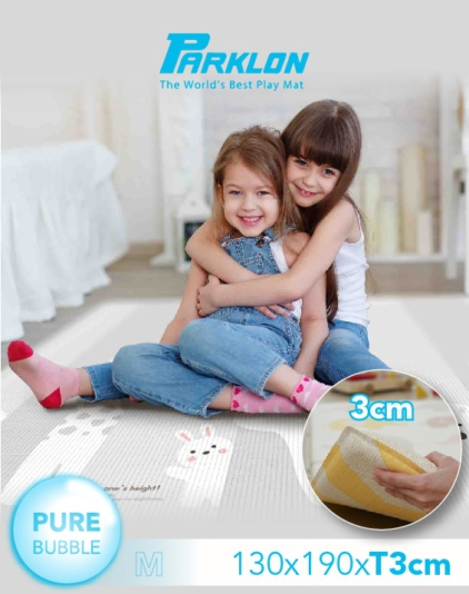 [PARKLON] Pure Bubble Mat 130*190*3.0