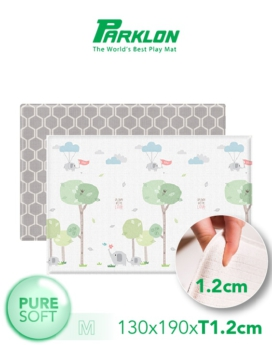 [Parklon] Pure Soft Mat 130*190*1.2 - Grow Elephant