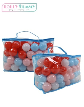 [Lolly Gummy] Ocean Ball 100pcs