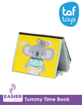 [Taf Toys] Koala Tummy Time Book